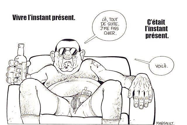 Bien bien chier même.  #Marsault