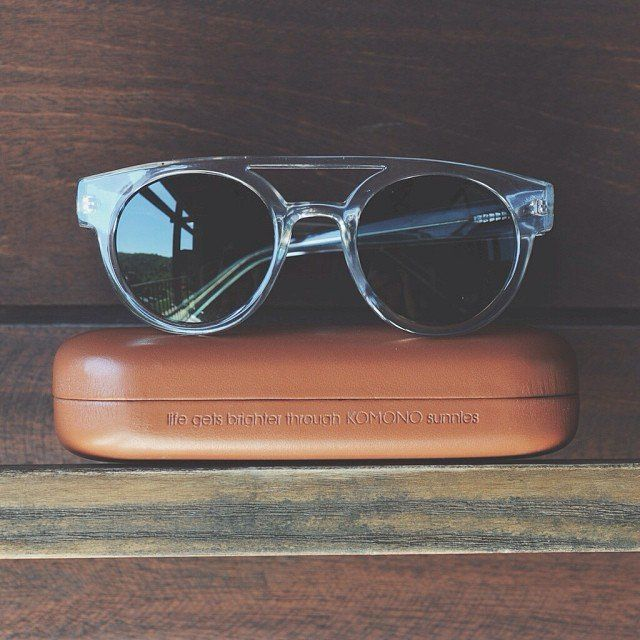 Dreyfuss Sunglasses by Komono