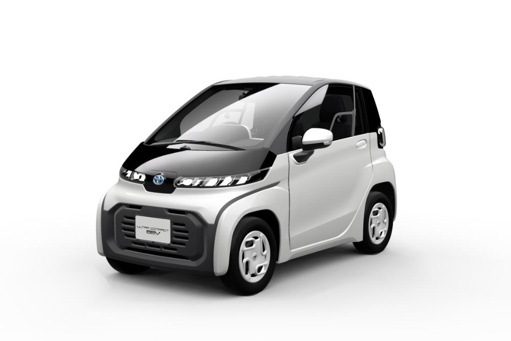 Toyota Electric Car Singapore