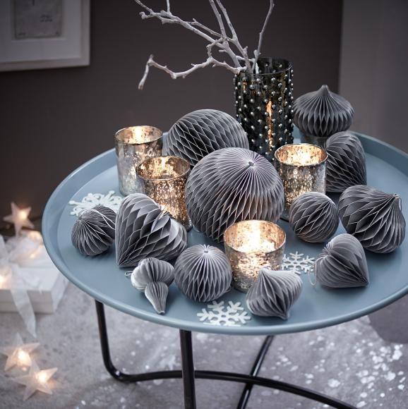 Weihnachtskugeln im trend look xmas for Weihnachtskugeln vintage