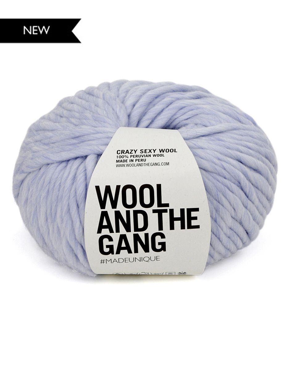 Presenting Purple Haze Crazy Sexy Wool by Wool and the Gang ...