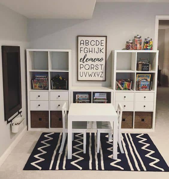 Photo of Minimalistische Spielzimmer die Sie davon überzeugen die Spielsachen loszuwerde…