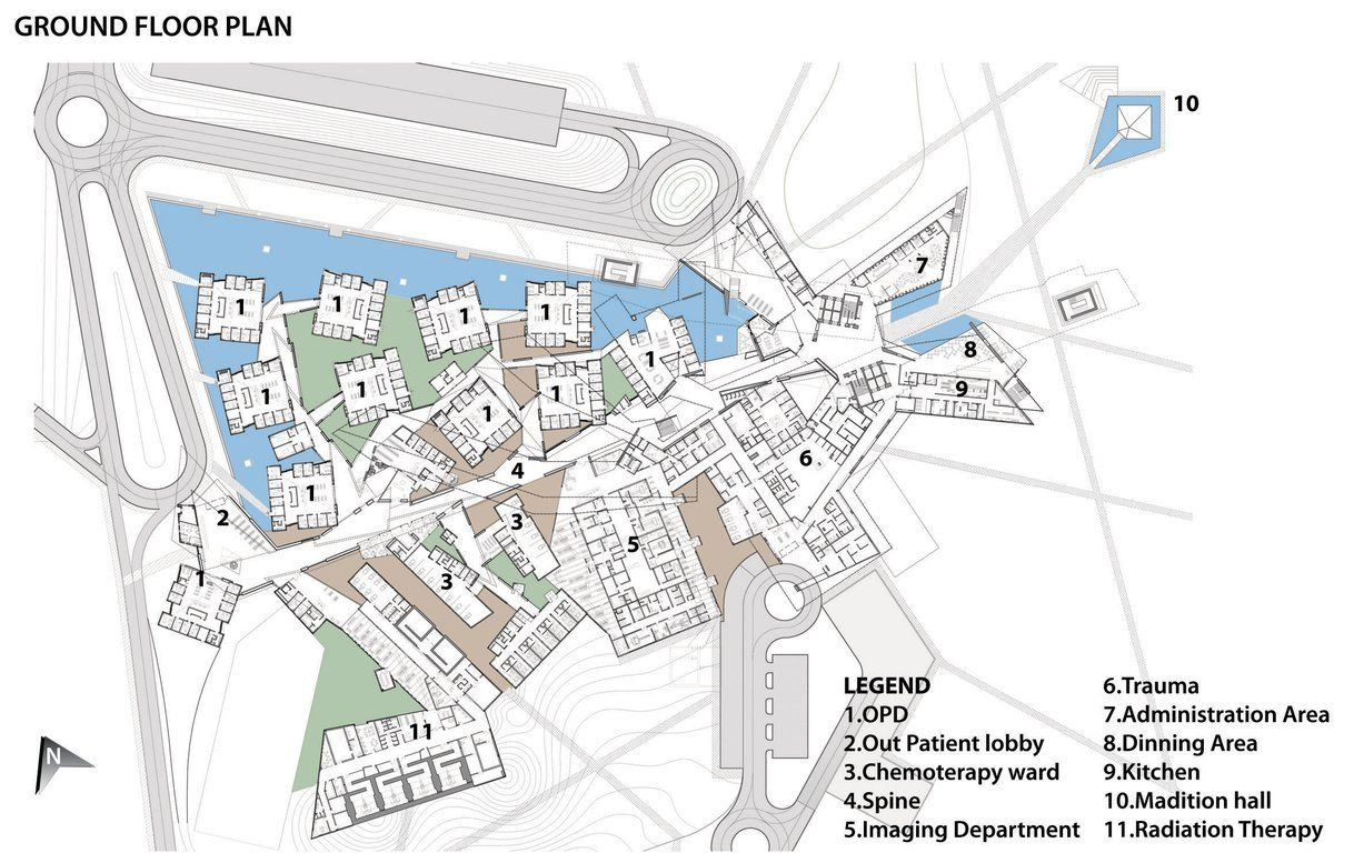 thesis on cancer hospital Thesis proposal smilow cancer center - yale located in the middle of new haven, the addition of the smilow cancer hospital to the yale new.