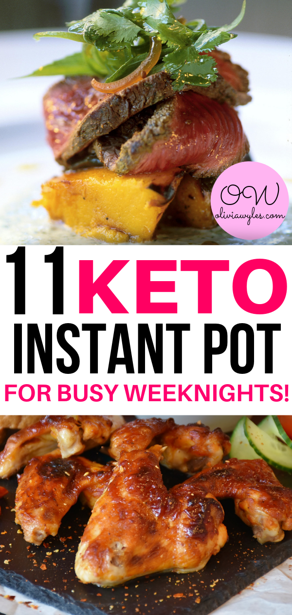 11 Best Keto Instant Pot Recipes for Easy Weeknight Dinners images