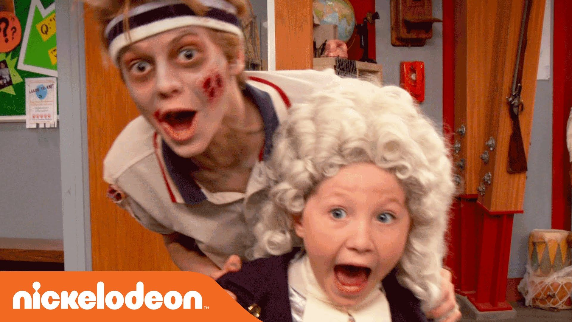 9b179cdb Henry Danger | Jace Norman Halloween Prank | Nick | Nickelodeon