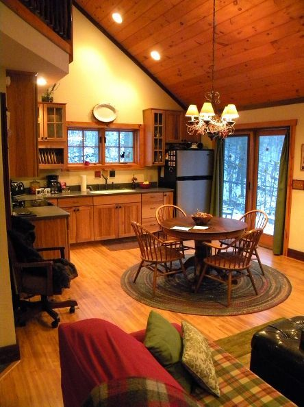 Photo of Cozy Cabin in the Woods Retreat (and Fallingwater)