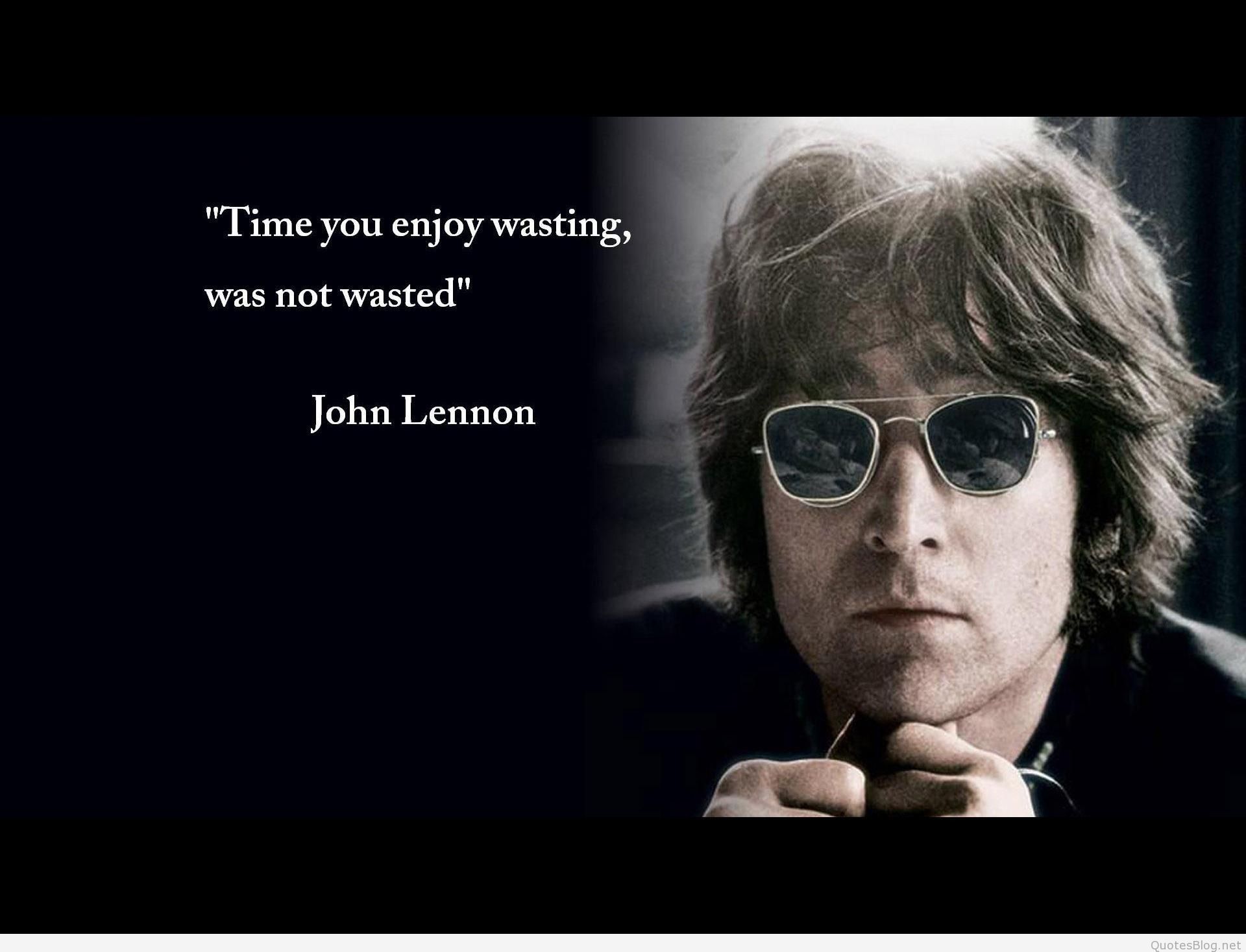 John Lennon Quotes Pin by Jaon music | Pinterest | John lennon quotes, John  John Lennon Quotes