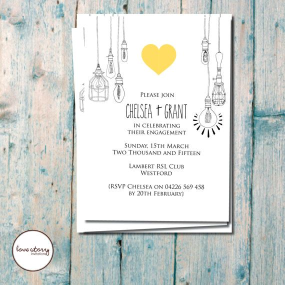 Hello! Welcome to Love Story Invitations by Eve \ Alysia This - free engagement invitations
