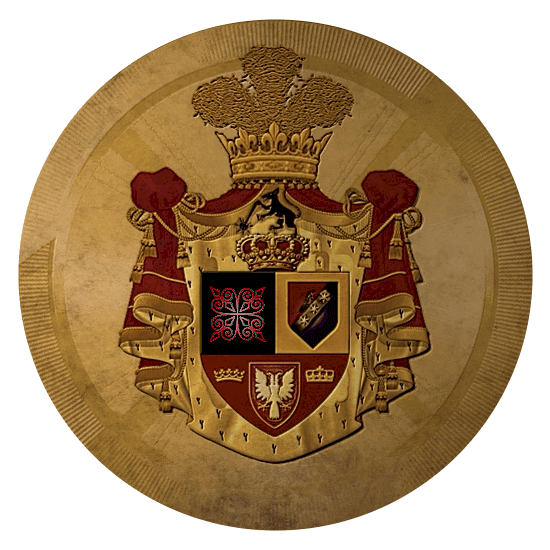Bosnian Royal Family Hm Government Coat Of Arms Family Logo Coat Of Arms Royal Family