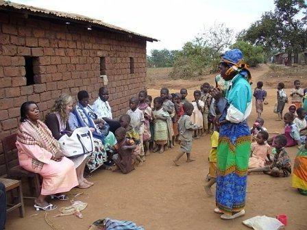 Village life in Malawi. #Malawi #Africa