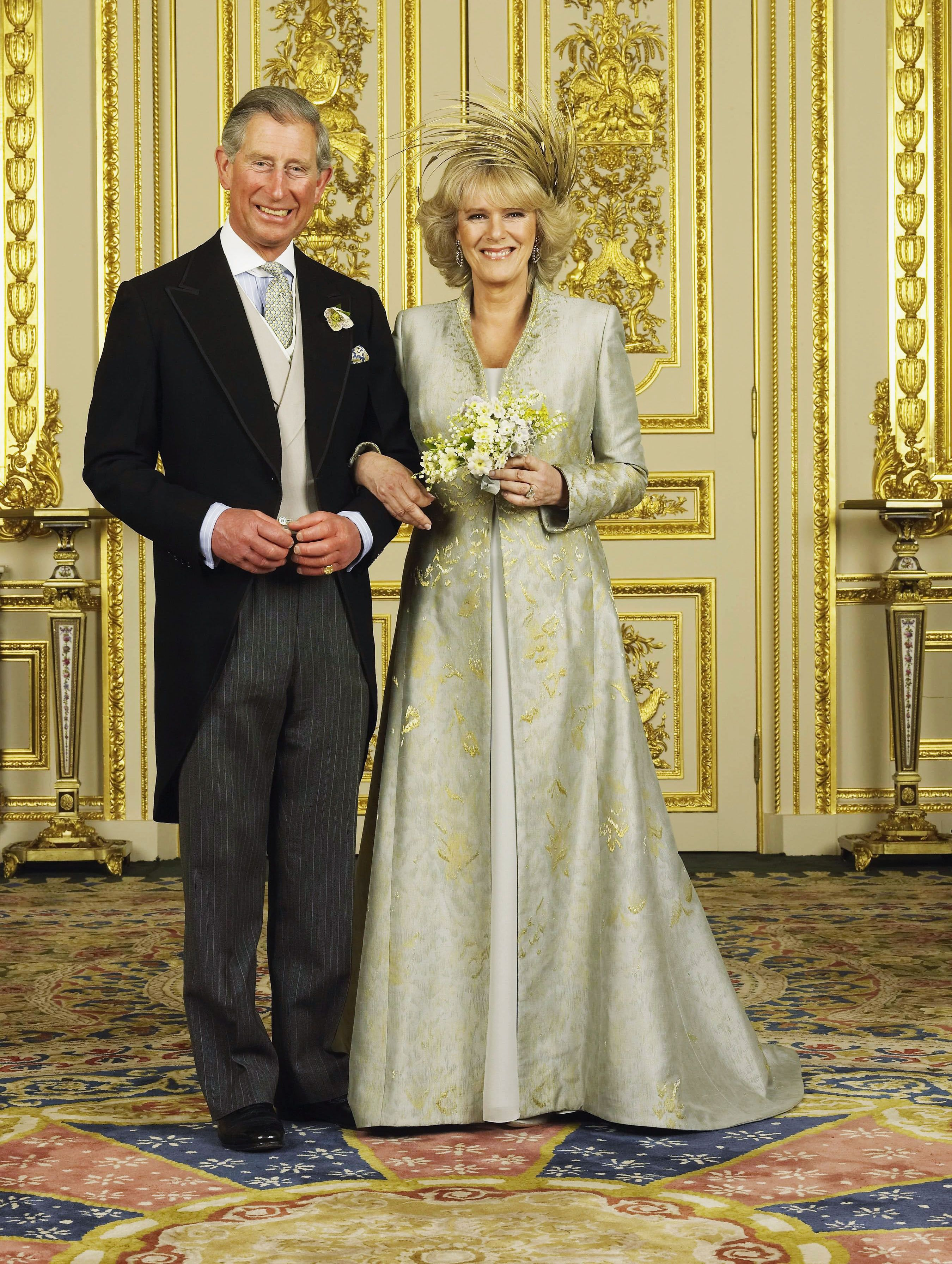 Gallery A Look Back At The Wedding Of Prince Charles And Camilla Parker Bowles