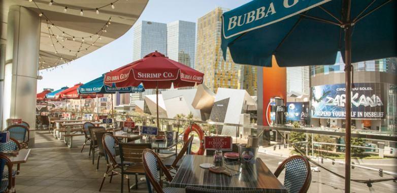 Bubba Gump Las Vegas Restaurant Hotel Deals
