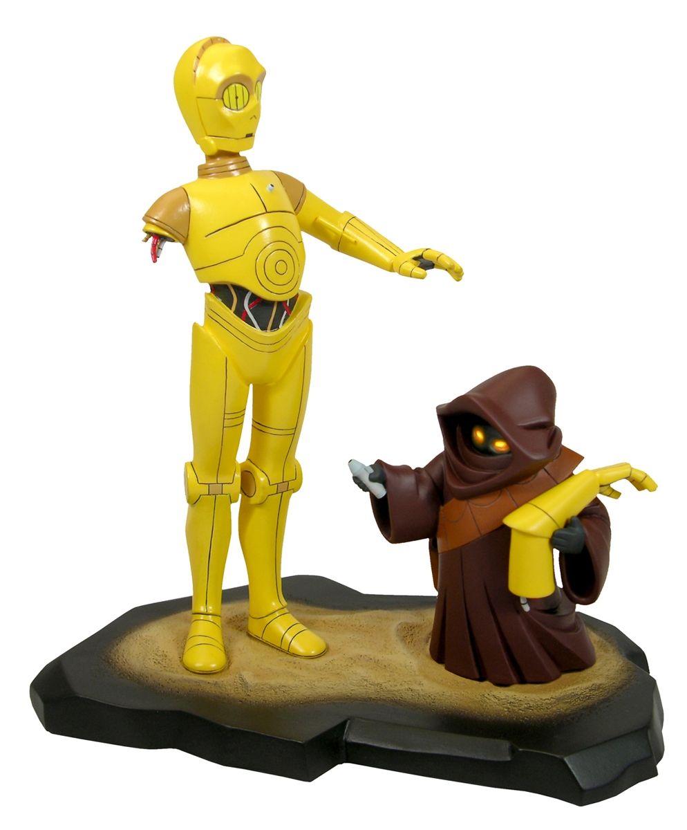 C3PO and Jawa animated   Star Wars / Sci Fi   Pinterest   Star ...