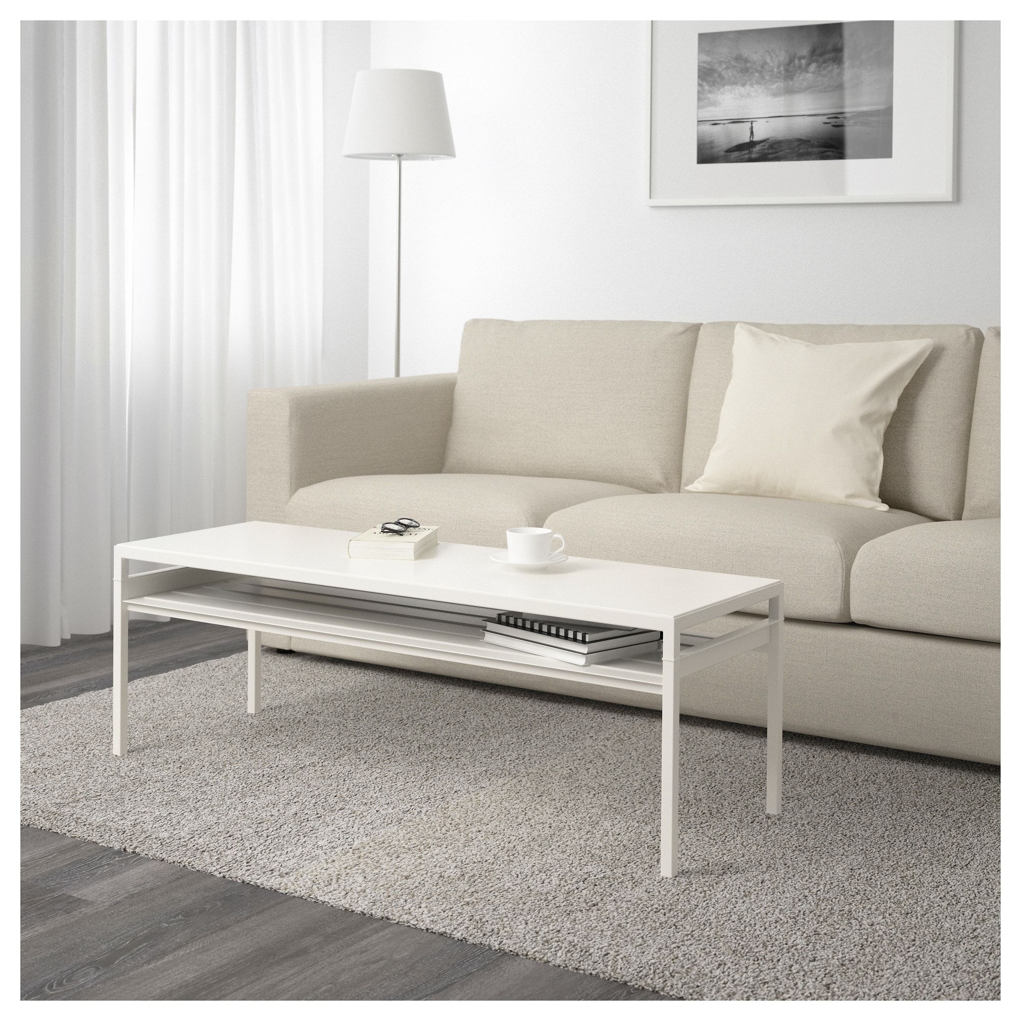 Table Console Ikea Nyboda Coffee Table W Reversible Table Top White Gray Sn Apt
