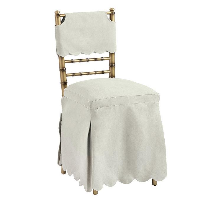Bunny Williams Ballroom Folding Chair Slipcover Slipcovers For