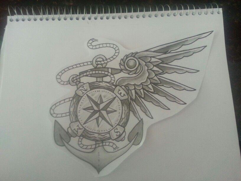 Tattoo I'm drawning for Shawn