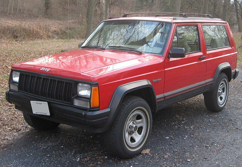 Jeep Cherokee 2 Door Jeep Cherokee Wikipedia Belle Voiture Jeep Voiture