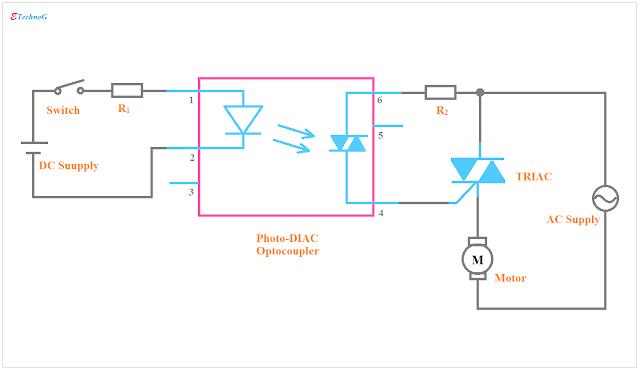 Pin On Control Optocoupler Scr