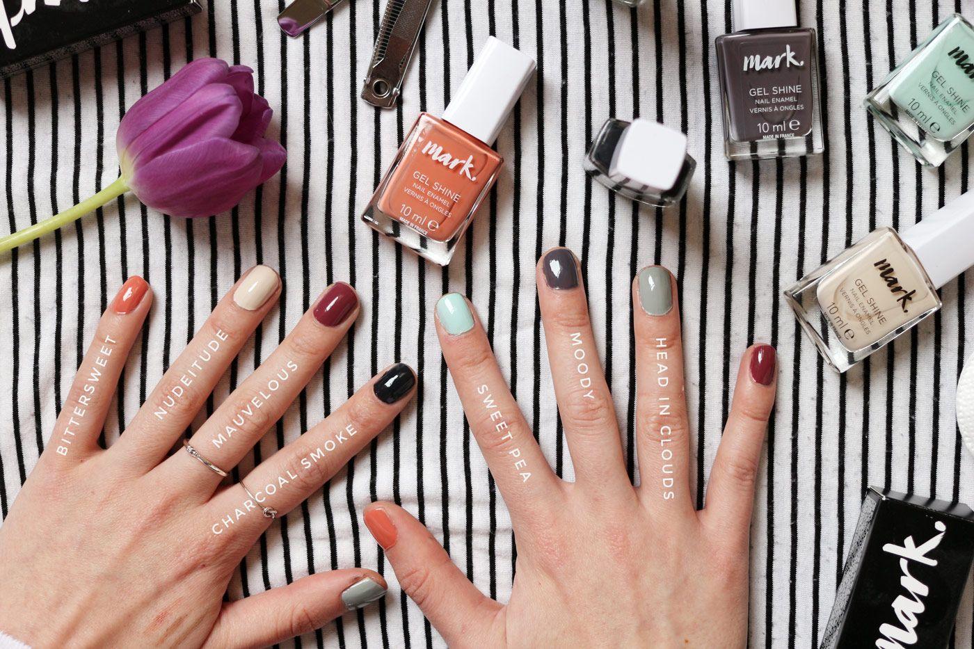 The New Nail Polish Brand - Avon\'s Mark Gel Polish | Nail polish ...