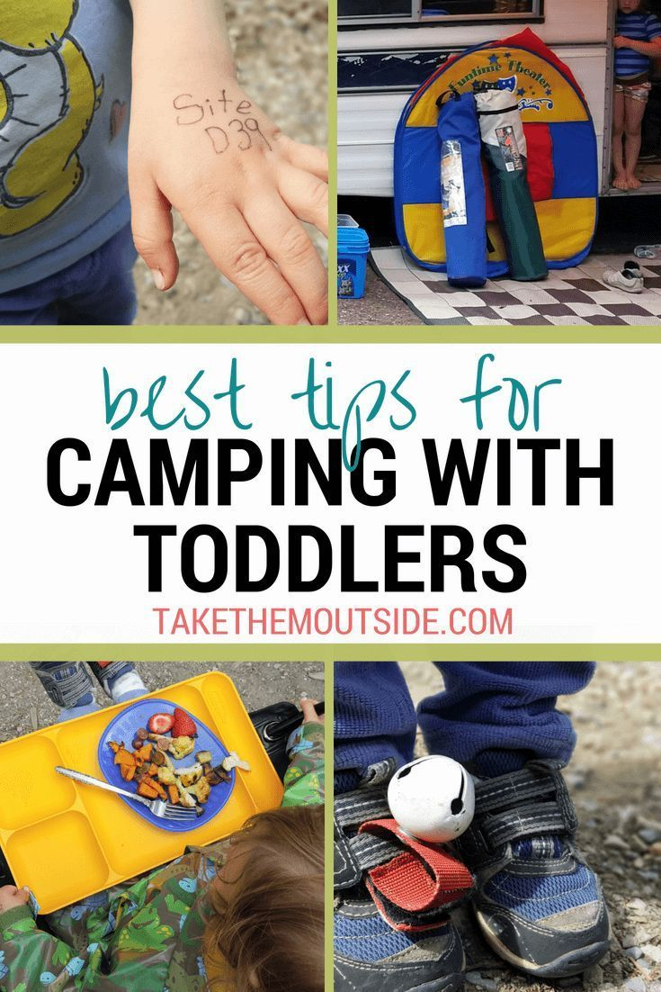 Photo of 5 tips for camping with toddlers – camping