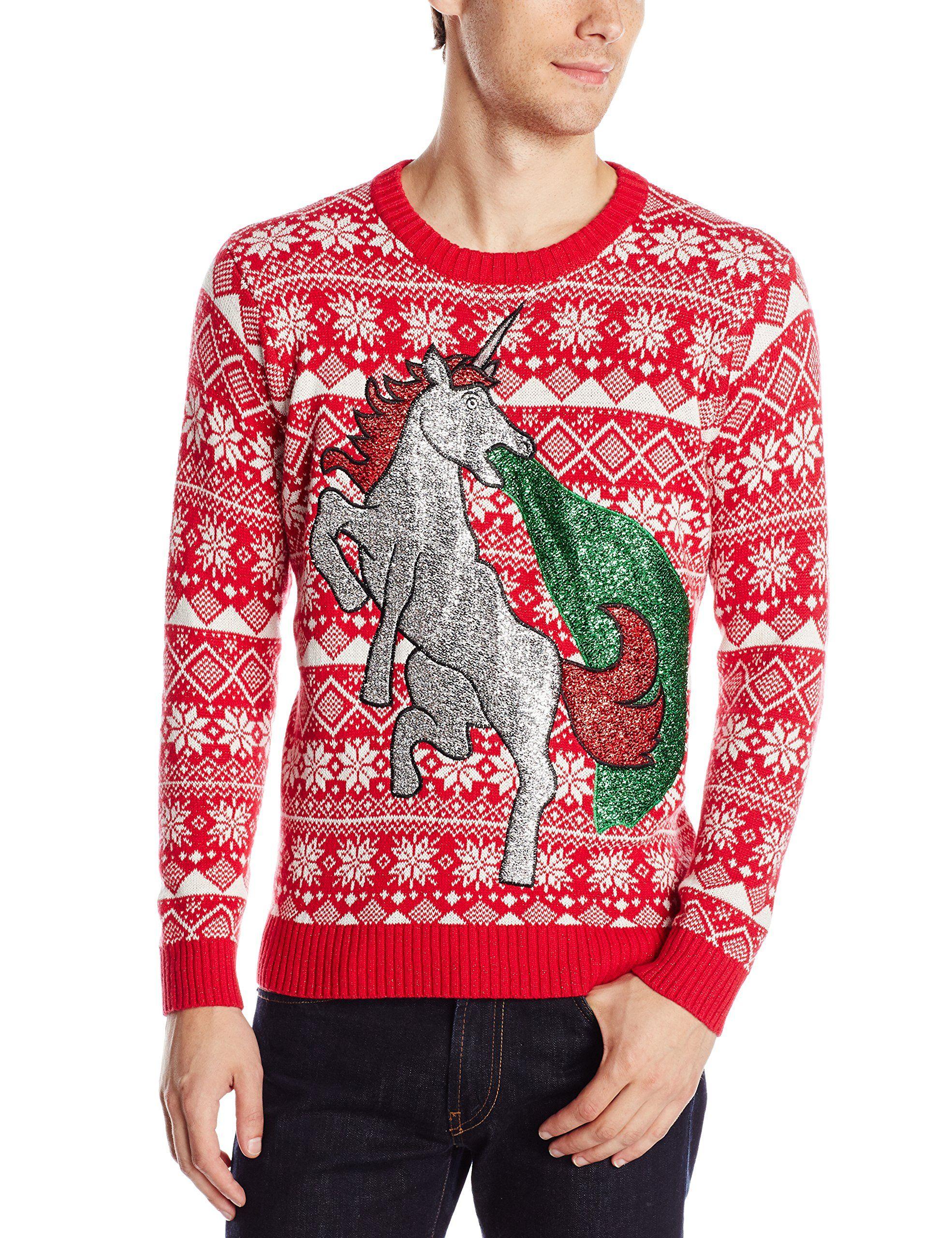 Blizzard Bay Boys Crew Neck Raptors Ugly Christmas Sweater
