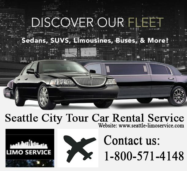 With The Help Of Seattle City Tour Car Rental Service You Can