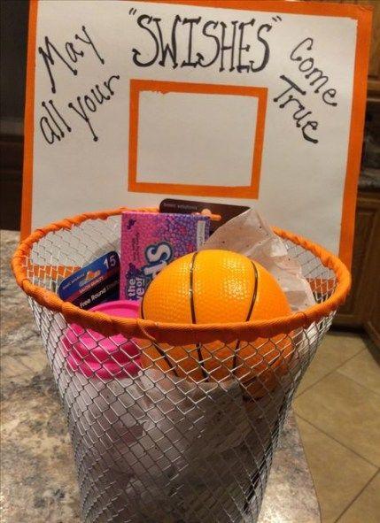 Trendy Diy Gifts For Boyfriend Birthday Basketball Ideas #christmasgiftsforboyfriend