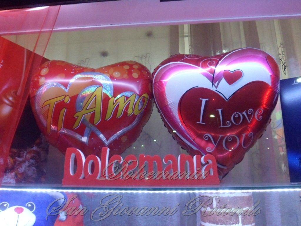 #dolcemania #palloncini #cuore #sanvalentino #puglia #italia #amore #love #italy #heart #iloveyou