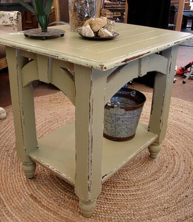 Pottery Barn Accent Table Furniture Home Diy Household