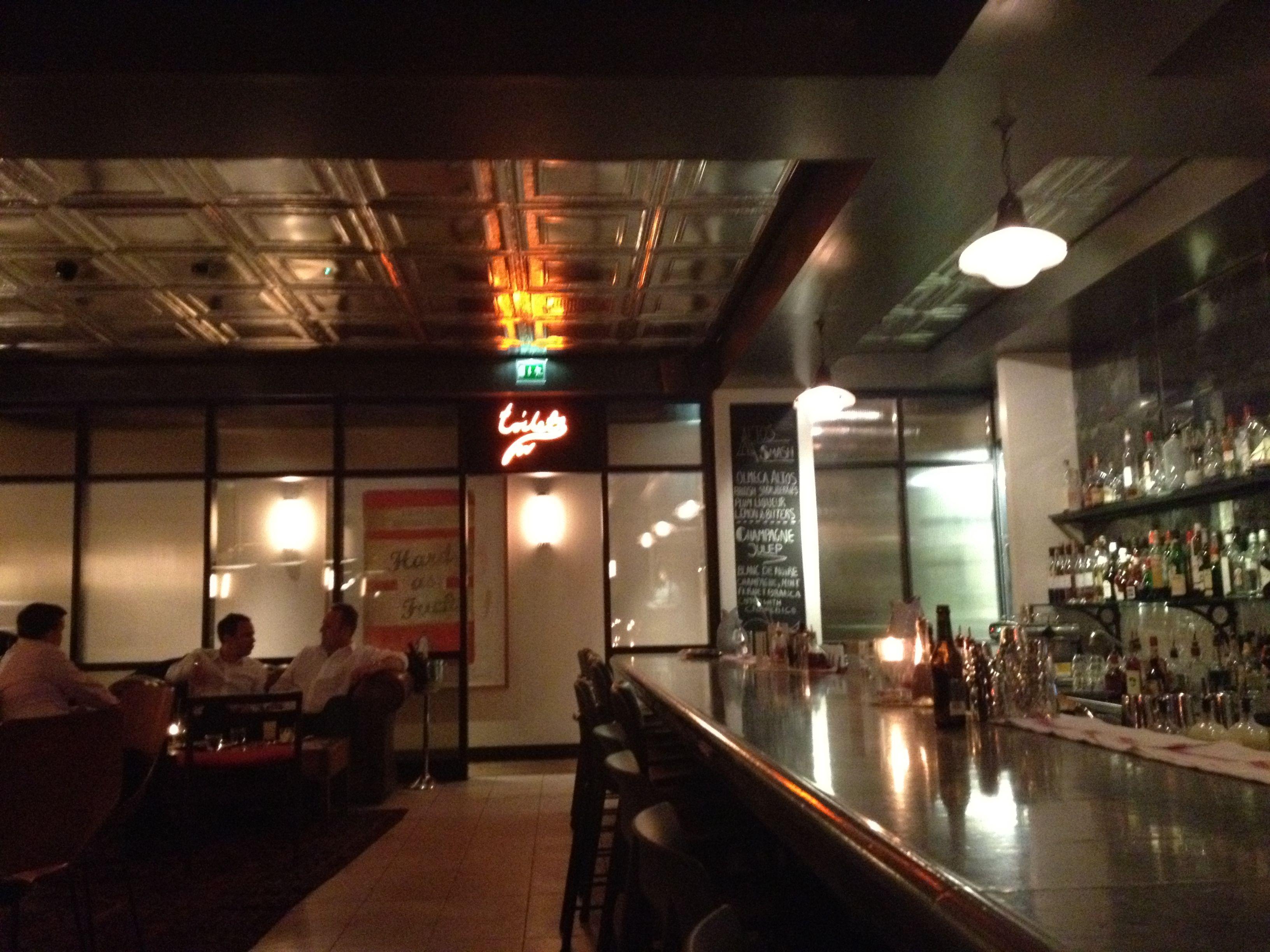 Marks Bar At Hix London