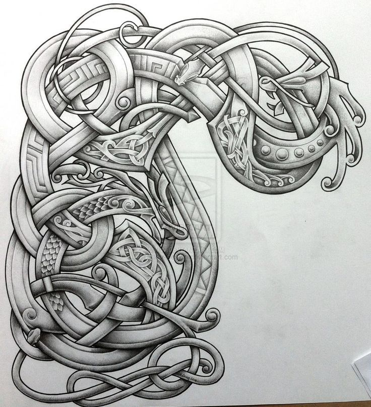 Steampunk Viking Tattoo Google Search With Images Norse