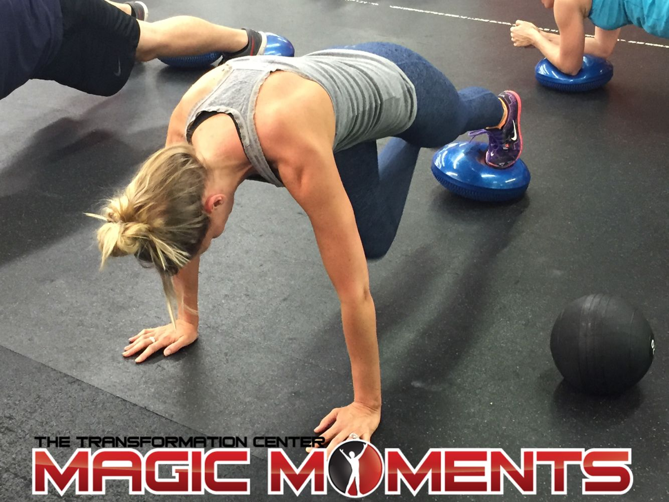 Here is that next level for mountain climbers that you've been looking for. Enjoy! #MagicMomentsBS