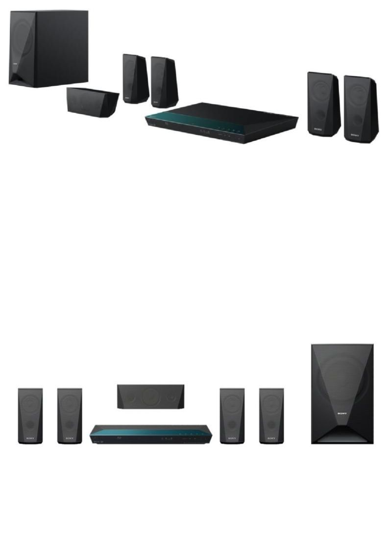 Home Theater Systems: Surround Sound System Wi Fi Bluetooth Wired ...