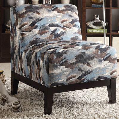 ACME Furniture Hinte Slipper Chair