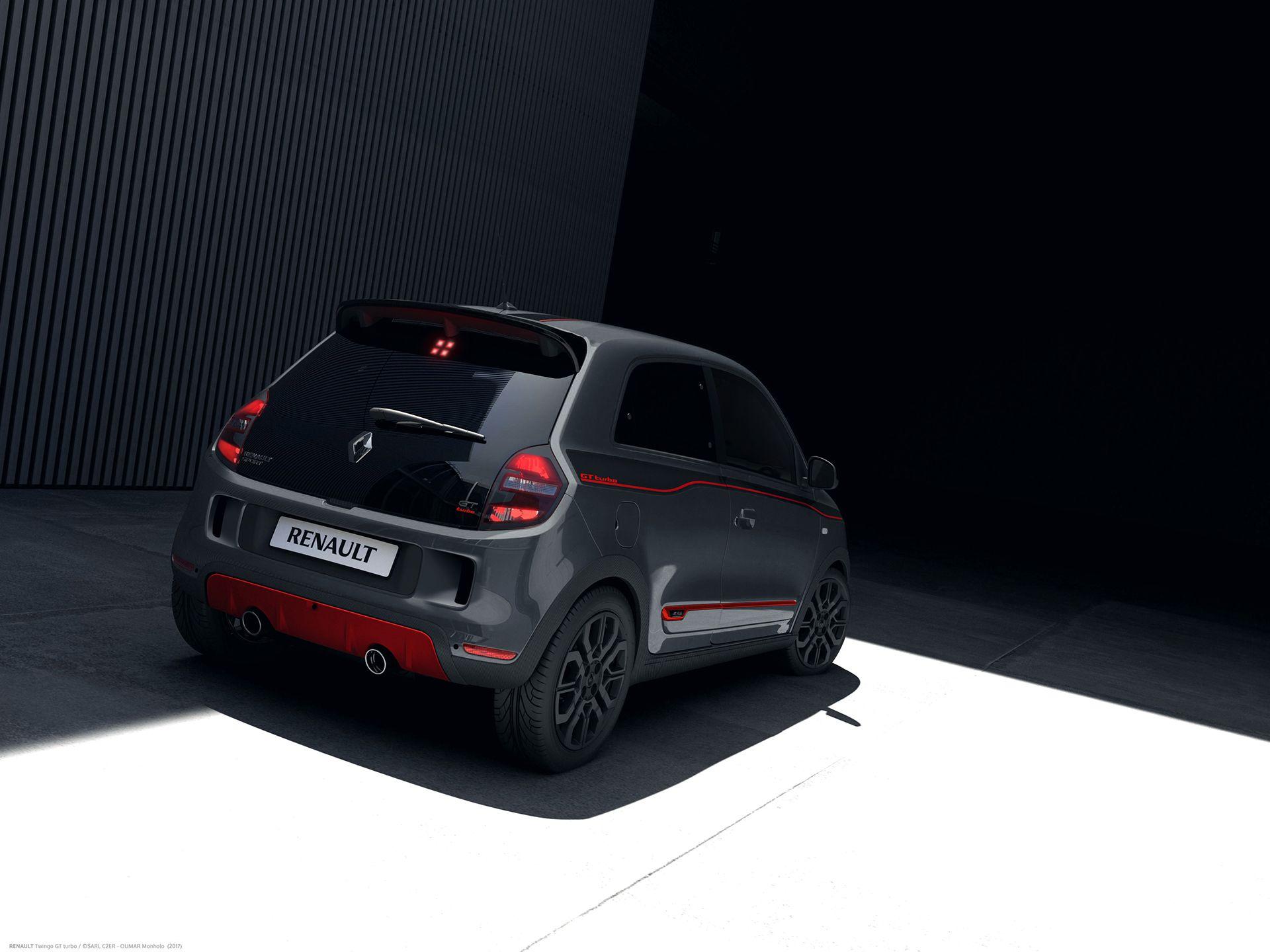 Renault Twingo Gt Turbo On Behance ルノー トゥインゴ トゥインゴ