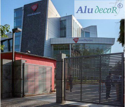 Beautiful Houseexterior Designs: India TV Today Corporate Office, Noida