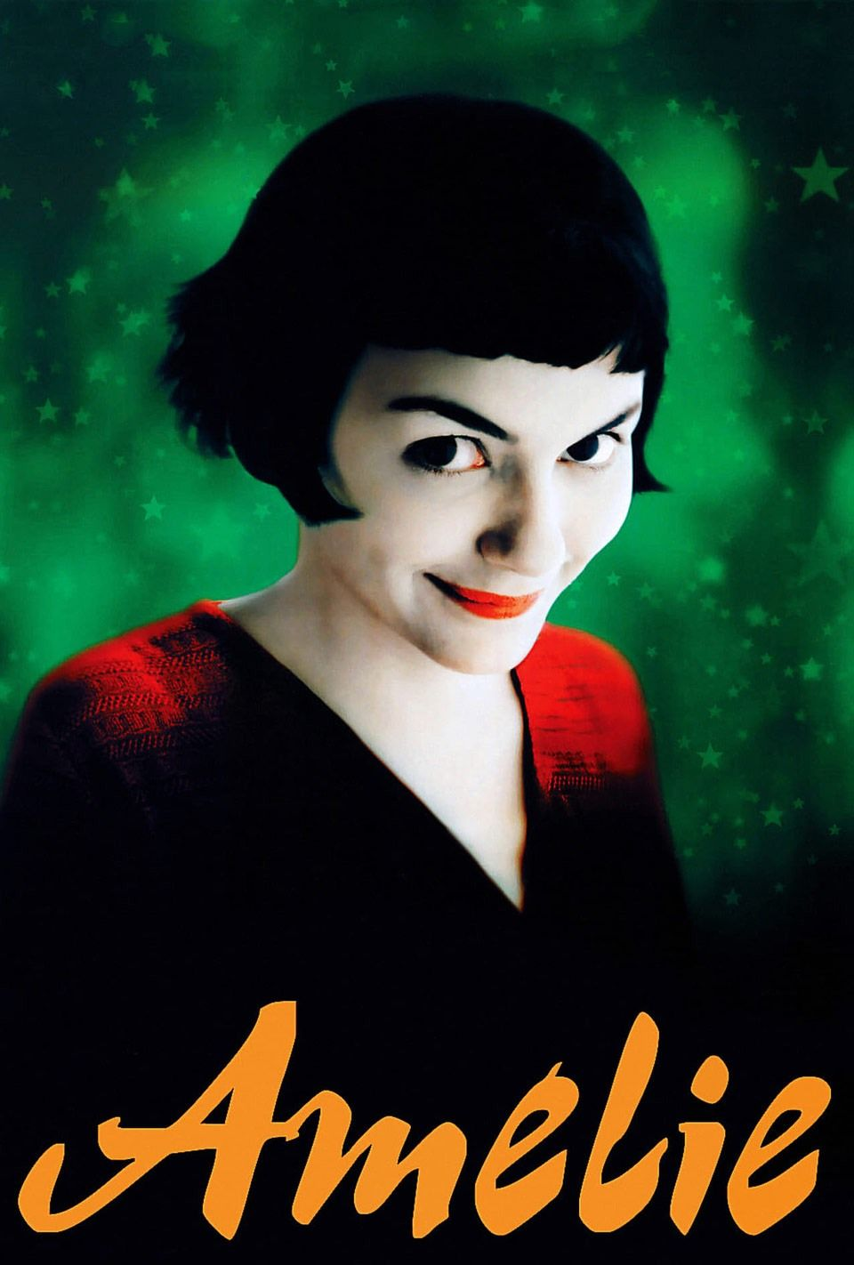 Read the amélie script written by guillaume laurant and jean