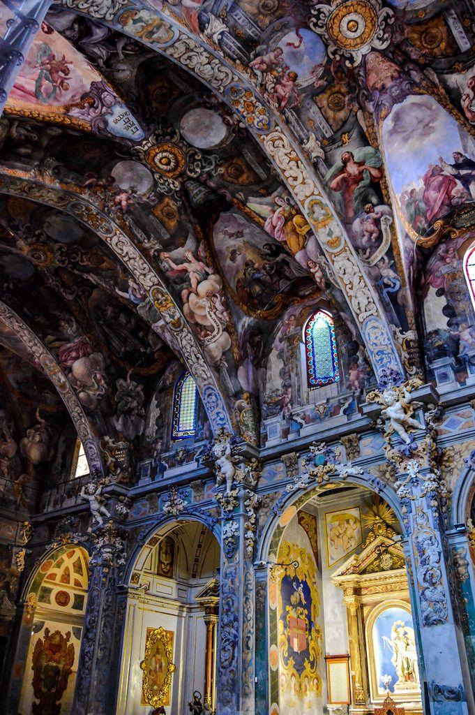 Iglesia de San Nicolas de Bari y San Pedro Martir (Valencia - Spain)