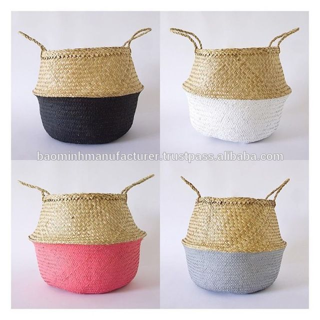 6d6220ec856c Source Wholesale cheap seagrass belly basket from Vietnam on m.alibaba.com
