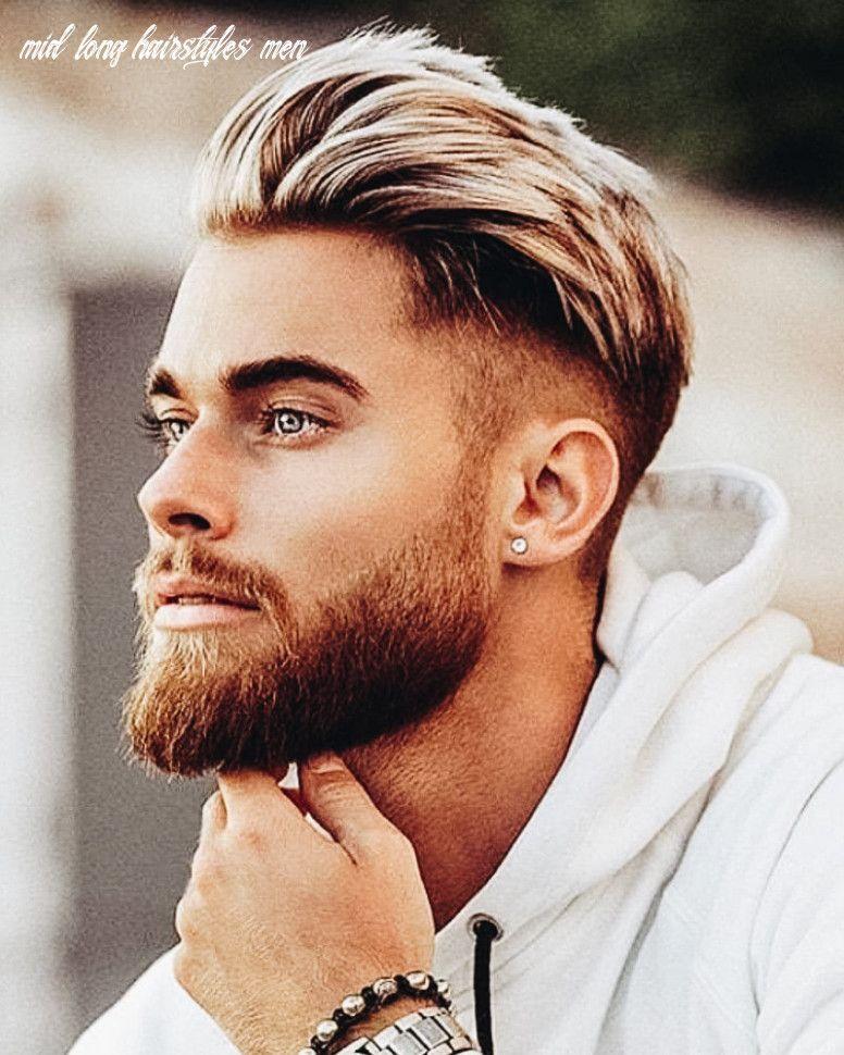Classy And Unique Medium Top Mens Hairstyles Undercut Haarschnitt Manner Herrenfrisuren Herren Frisuren Dickes Haar