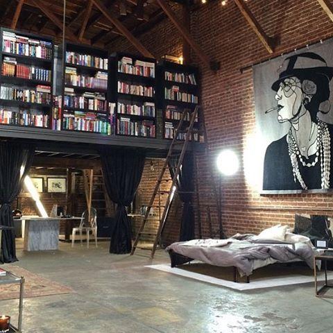 L U N A M A D E Dreamcatchers On Instagram Warehouse Apartment