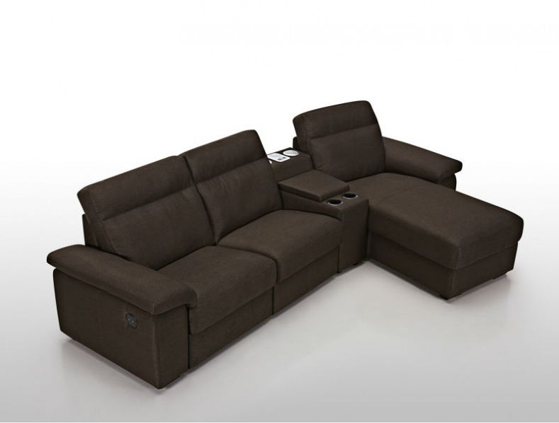 Beau Lazy Boy L Shaped Couch