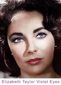 Alexandria S Genesis Eyes Syndrome Blue Violet Eye Color Violet Eyes Elizabeth Taylor Eyes Eye Color