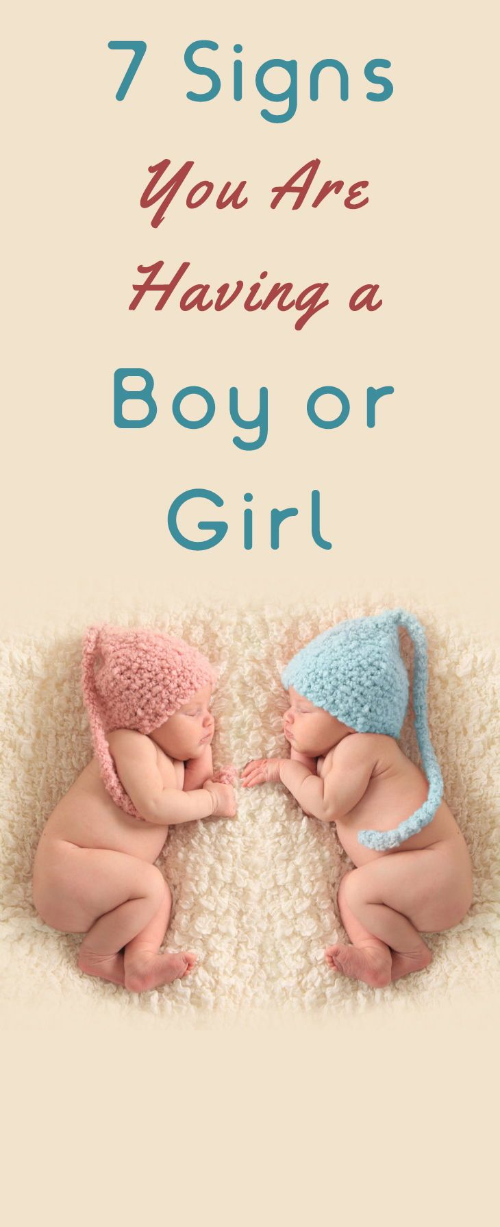 7 signs you are having a boy or girl babies girls and pregnancy