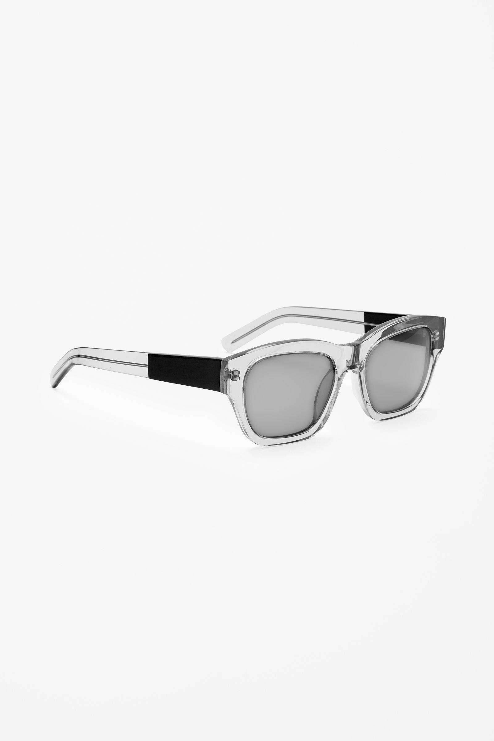 Square-frame sunglasses - Black - All Articles - COS US