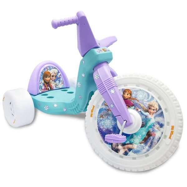 Kids Only Disney Frozen 16 Big Wheel Racer Girls Bike Stuff To