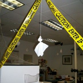 office theme ideas. Theme Ideas · Halloween Scary Office Tape From Getitcut.com C