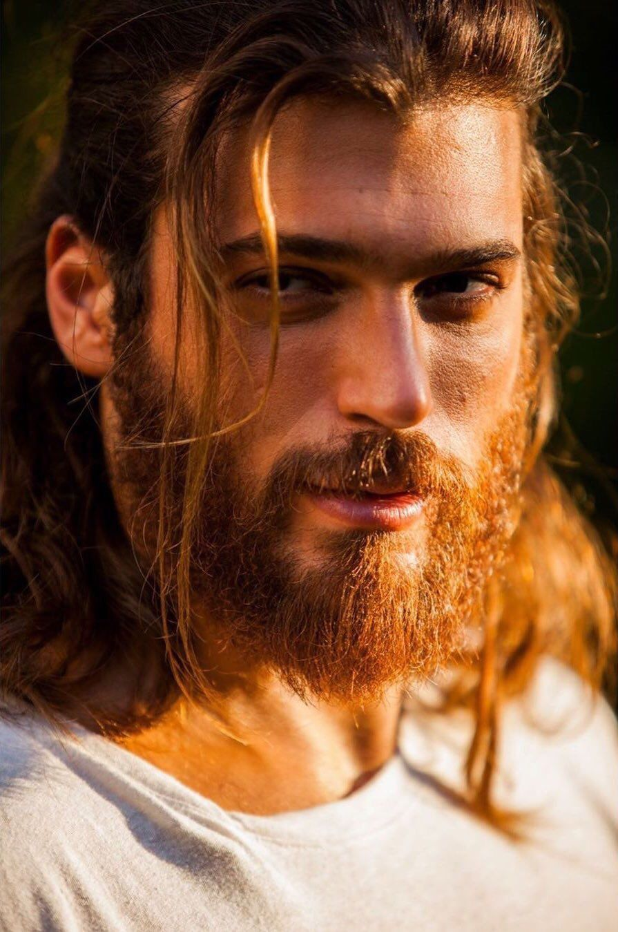Pin By Michaelkobleur On Can Yaman In 2020 Long Hair Styles Men Long Hair Styles Beard