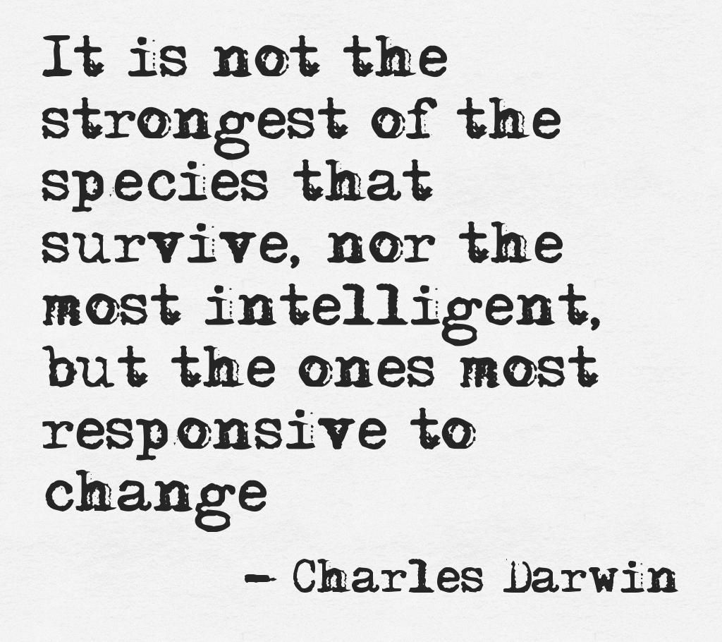 Worlds Best Quotes Darwin Via Httpleadershipcoachingblog35Leadershipquotes