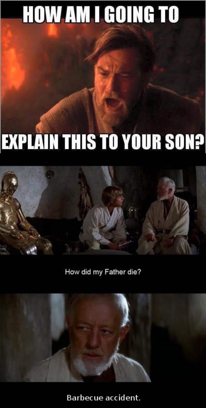 20 Viral Photos That May Trigger You So Watch Out 8 Bit Nerds Star Wars Quotes Star Wars Jokes Star Wars Pictures